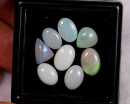 NR Auction ~ 4.07ct Mix Size Coober Pedy Opal Parcel Lot