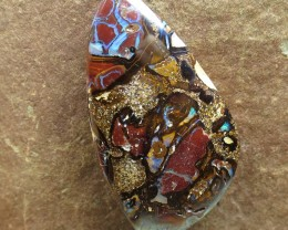 "50cts.""BOULDER MATRIX OPAL~UNBEATABLE VALUE"""
