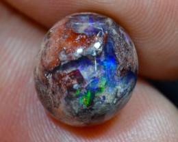 6ct Mexican Blue Cantera Fire Opal