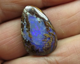 "17cts.""BOULDER PIPE OPAL~WHOLESALE 2U DIRECT"""