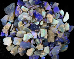 820.50 CTS GAMBLE  COLOURFUL ROUGH PARCEL FROM LIGHTNING RIDGE[BR6020]
