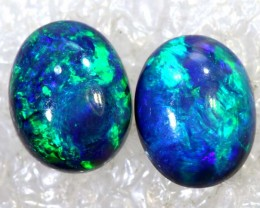N1-1.45 CTS -  BLACK OPAL POLISHED STONE TBO-7873