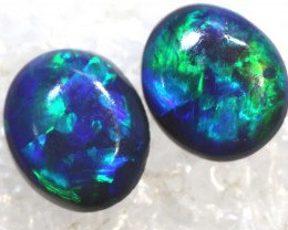 N1-0.88 CTS -  BLACK OPAL POLISHED STONE TBO-7875