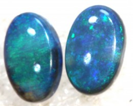 N3-1.03 CTS -  BLACK OPAL POLISHED STONE TBO-7881