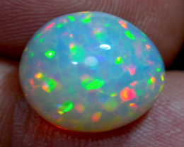 5ct Prisms Pattern Honeycomb Welo Ethiopian Opal