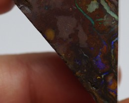 94.15CT VIEW ROUGH QUEENSLAND BOULDER OPAL RR34