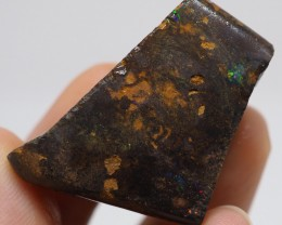 82.75CT VIEW ROUGH QUEENSLAND BOULDER OPAL RR37