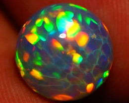 9X9MM ONE OF A KIND !!! AAA QUALITY ETHIOPIAN OPAL - AC74