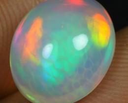 4.30cts Broad Fire & Snake Skin Ethiopian Opal