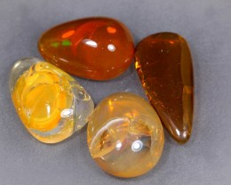 78.11ct Ethiopian Crystal Opal Specimen Lot