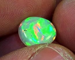 1.75 ct Ethiopian Welo CHAFF brilliant opal N7 5/5
