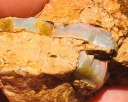 Fun Gamble 2 pieces rough opal ME12