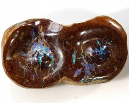 321.65 CTS BOULDER OPAL CARVING [BMA4506]