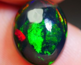 2.65 CRT LOVELY BROADFLASH GREENISH COLOR SMOKED WELO OPAL