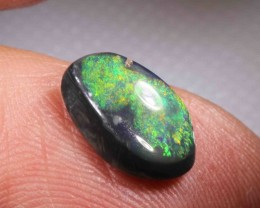 FREE SHIPPING  3.30 CT BLACK OPAL FROM LR