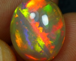 5.50cts Speculator Body Tone and Multi Color Play  Ethiopian Opal