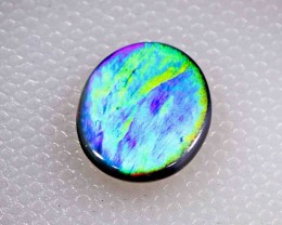 2.15 CT BLACK OPAL FROM LR-VERY BRIGHT AND FLASHY