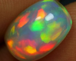 3.00cts Amazing Rainbow Strong Color Play Ethiopian Opal