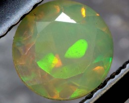 0.35 CTS ETHIOPIAN WELO FACETED OPAL STONE FOB-1250