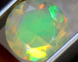 0.40 CTS ETHIOPIAN WELO FACETED OPAL STONE FOB-1254