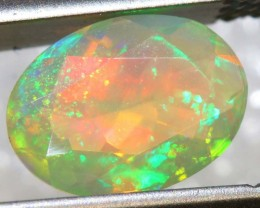 0.30 CTS ETHIOPIAN WELO FACETED OPAL STONE FOB-1256