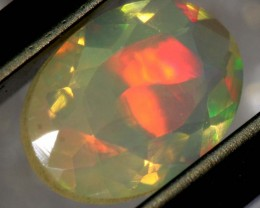 0.45 CTS ETHIOPIAN WELO FACETED OPAL STONE FOB-1276