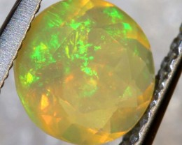 0.45 CTS ETHIOPIAN WELO FACETED OPAL STONE FOB-1279