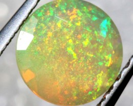 0.50 CTS ETHIOPIAN WELO FACETED OPAL STONE FOB-1300