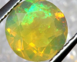 0.55 CT ETHIOPIAN FACETED STONE FOB-1309