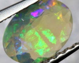 0.35 CT ETHIOPIAN FACETED STONE FOB-1312