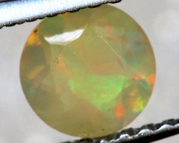 0.30 CT ETHIOPIAN FACETED STONE FOB-1320
