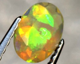 0.20 CT ETHIOPIAN FACETED STONE FOB-1322