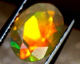 0.25 CT ETHIOPIAN FACETED STONE FOB-1323