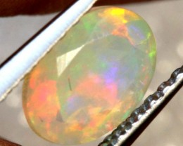 0.60 CT ETHIOPIAN FACETED STONE FOB-1325