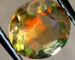 0.25 CT ETHIOPIAN FACETED STONE FOB-1327
