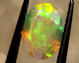 0.20 CT ETHIOPIAN FACETED STONE FOB-1329