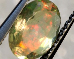 0.40 CT ETHIOPIAN FACETED STONE FOB-1332
