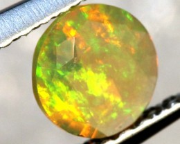 0.25 CT ETHIOPIAN FACETED STONE FOB-1333