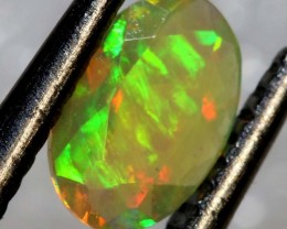 0.25 CT ETHIOPIAN FACETED STONE FOB-1335