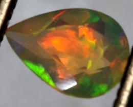0.30 CT ETHIOPIAN FACETED STONE FOB-1339