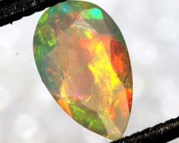 0.35 CT ETHIOPIAN FACETED STONE FOB-1340