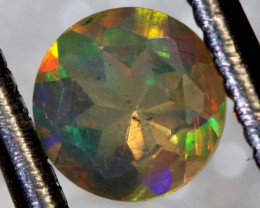 0.30 CT ETHIOPIAN FACETED STONE FOB-1349