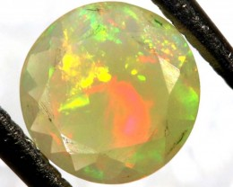 0.25 CT ETHIOPIAN FACETED STONE FOB-1356
