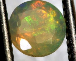 0.25 CT ETHIOPIAN FACETED STONE FOB-1358