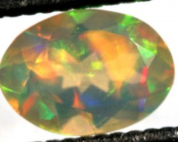 0.65 CT ETHIOPIAN FACETED STONE FOB-1361