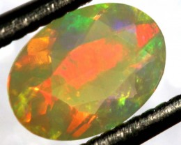 0.45 CT ETHIOPIAN FACETED STONE FOB-1362