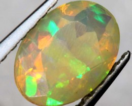 0.75 CT ETHIOPIAN FACETED STONE FOB-1368