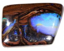 102ct 31x23mm Koroit Boulder Opal [LOB-1140]
