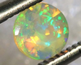 0.35 CT ETHIOPIAN FACETED STONE FOB-1397