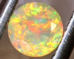 0.25 CT ETHIOPIAN FACETED STONE FOB-1400